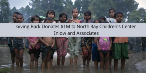 Giving Back: Enlow and Associates Donates $1M to North Bay Children's Center